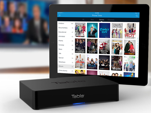 The Tablo DVR is one of many great devices for cord cutters to record broadcast TV.