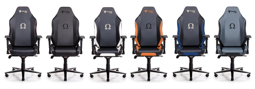 Secretlab's OMEGA gaming chairs offer a premium experience, with comfort and ergonomics beyond what many other manufacturers have produced.