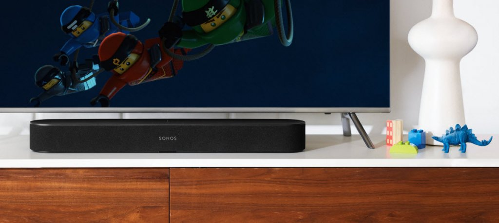 As one of the most popular wireless home audio systems, Sonos set the standard for easy-to-use hardware,, including their newest sound bar, Sonos Beam.