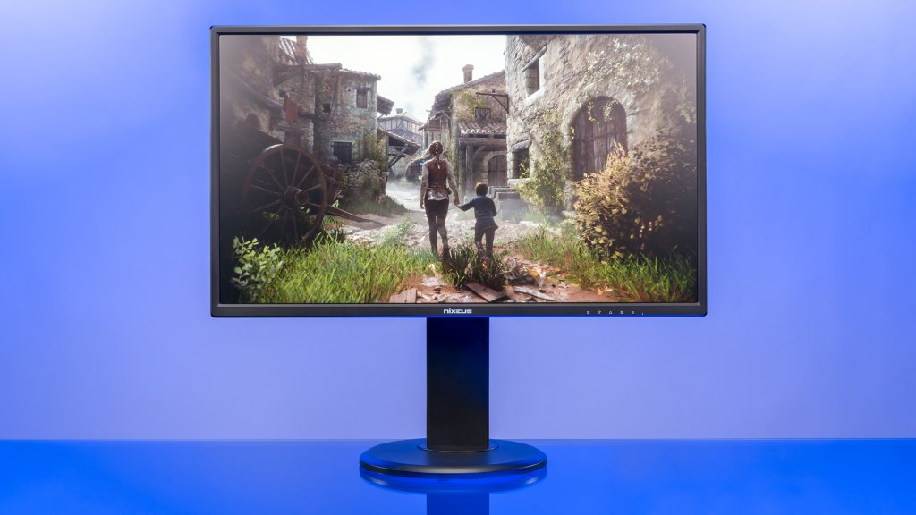 Nixeus NX-EDG27 v2 Gaming Monitor: Stellar, Affordable