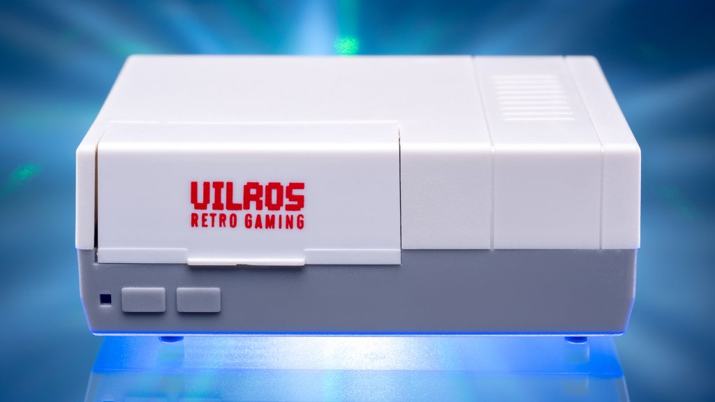 A Vilros Retro Gaming Kit is the perfect RetroPie Console