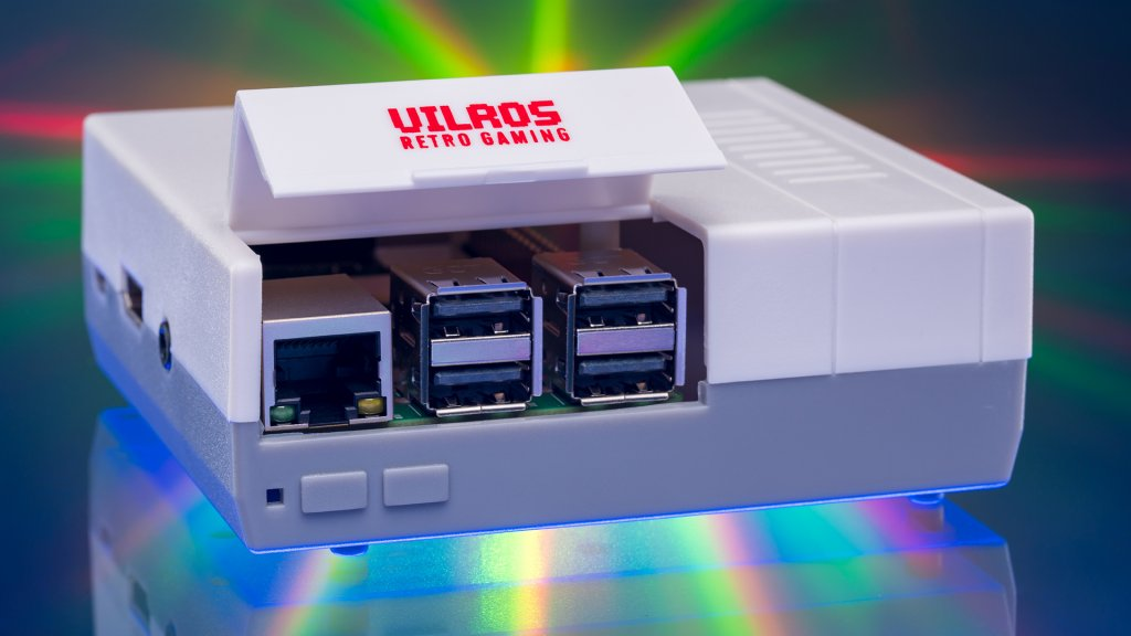 Vilros' Raspberry Pi retro gaming kits are a great option for a retropie console