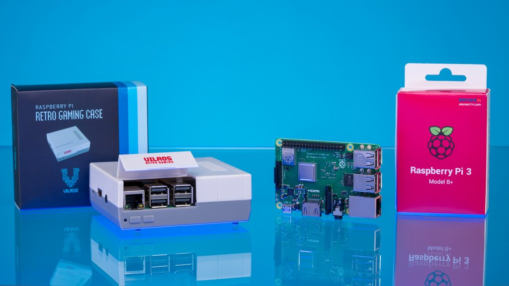 A Vilros Retro Gaming Kit is the perfect RetroPie Console for