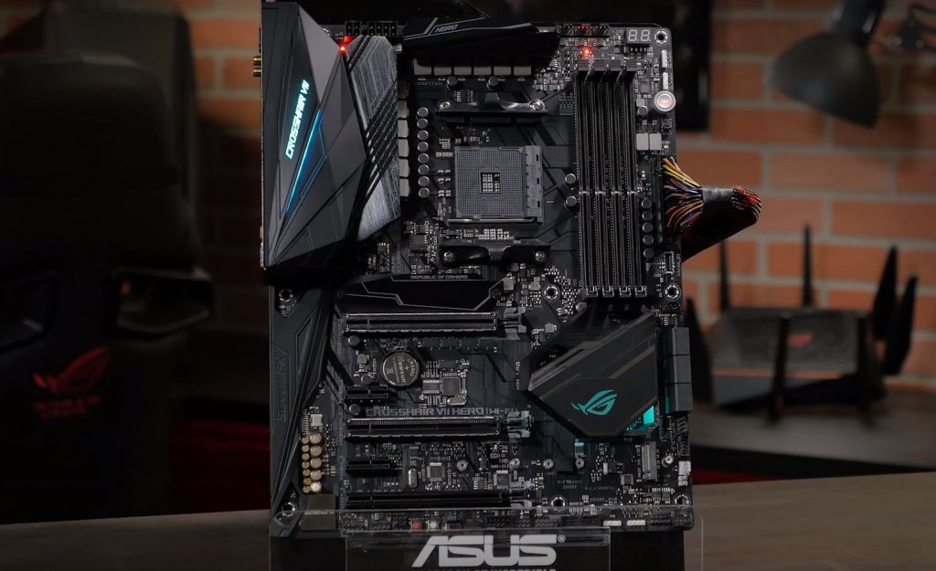 ROG Crosshair VII Hero Motherboard
