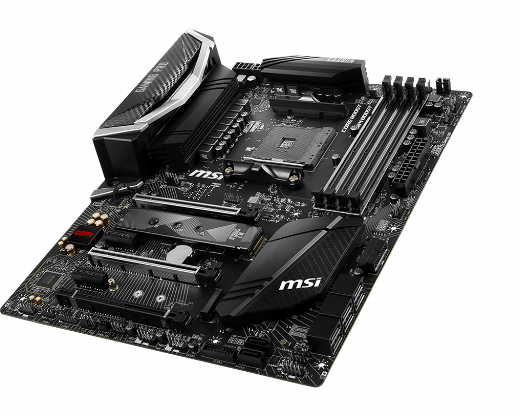 X470 Gaming Pro Carbon Motherboard