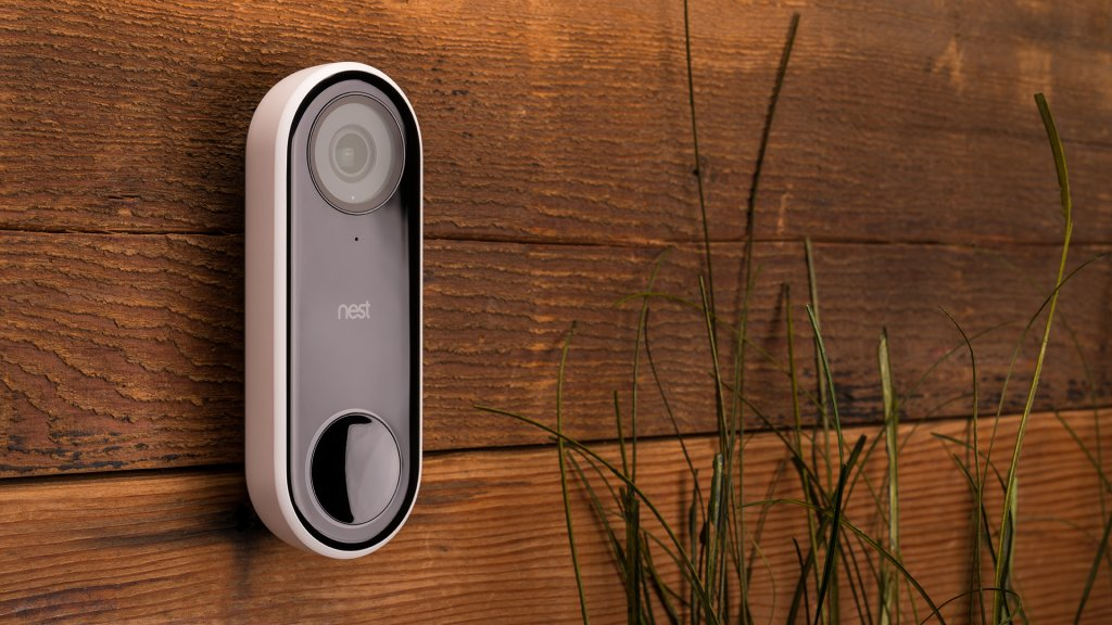 The Nest Hello smart video doorbell is a strike at the heart of Ring's claim to fame. | Smart hubs, apps, devices, gadgets - Newegg