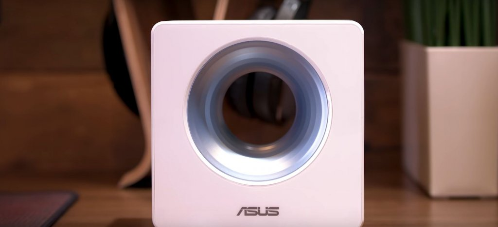 ASUS Blue Cave Mesh Network WiFi Router
