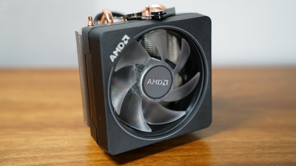 Hands On With Wraith Prism Ryzen 3rd Gen S Included Fan Newegg Insider