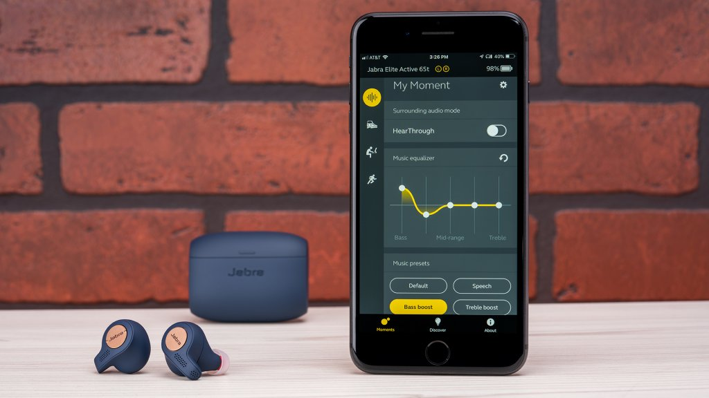 The Jabra Elite 65t Is The New King Of True Wireless Earbuds Newegg Insider