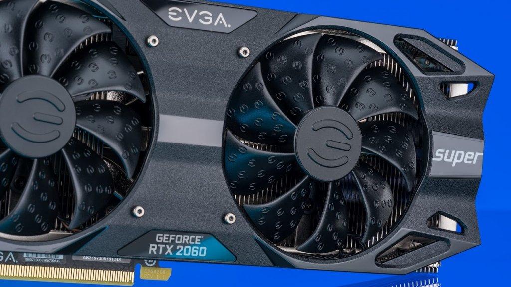 EVGA RTX 2060 SUPER SC Ultra Gaming