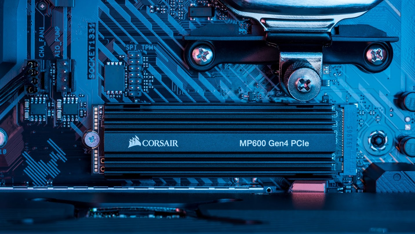 corsair mp600 gen4 pcie ssd m2 nvme