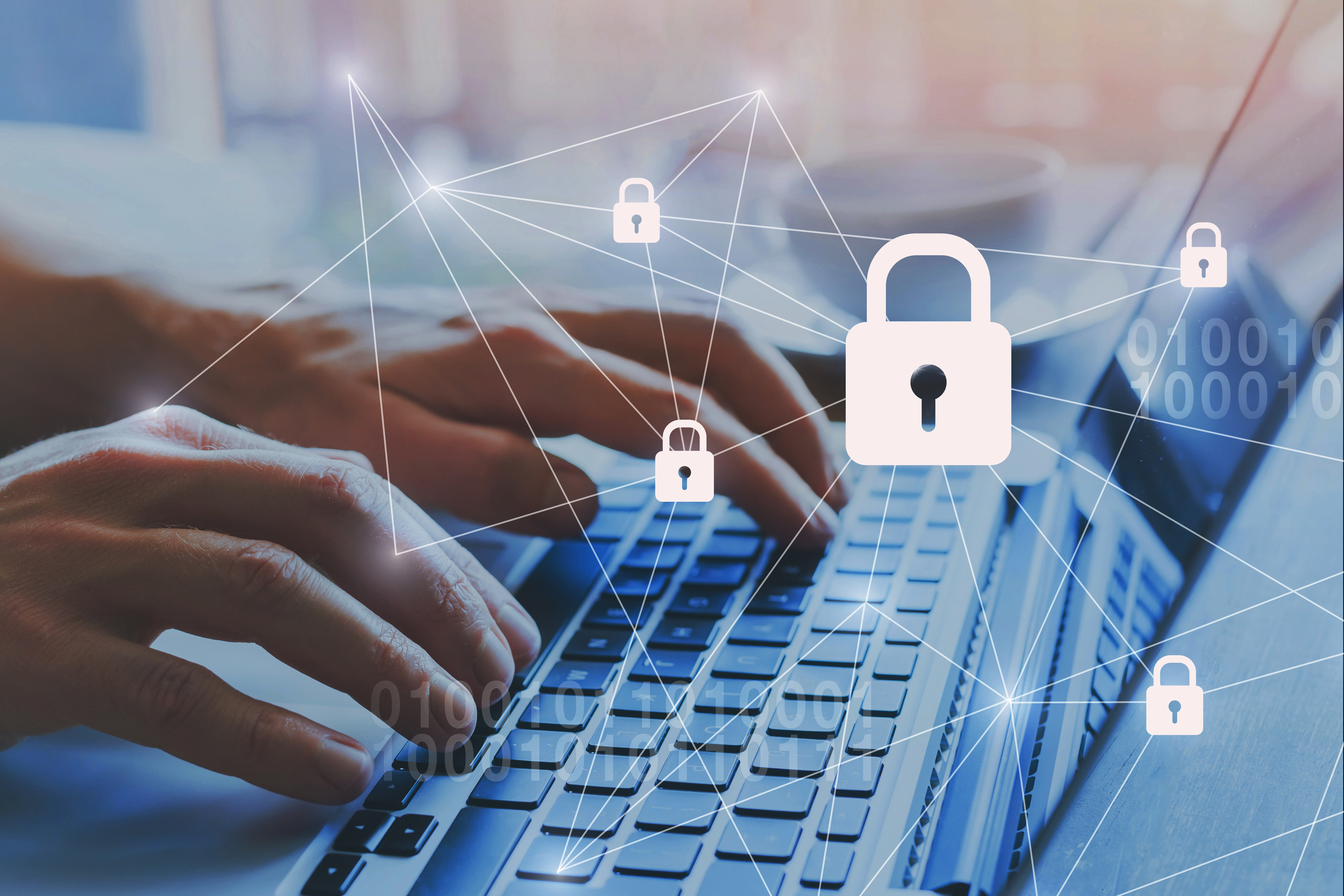 Internet security and data protection
