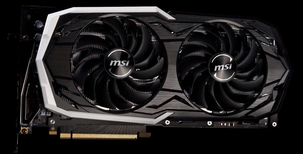 MSI GeForce RTX 2060 Super Armor