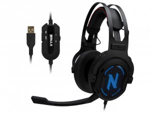 Rosewill 7.1 Surround Sound Gaming Headset, RGB Noise Isolation Headphones