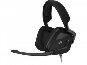 Corsair VOID ELITE SURROUND Circumaural Premium Gaming Headset for working from home