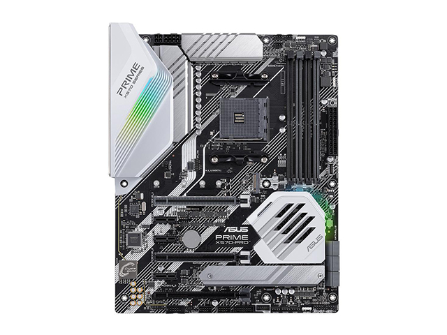 ASUS Prime X570-Pro Ryzen 3 AM4 ATX Motherboard