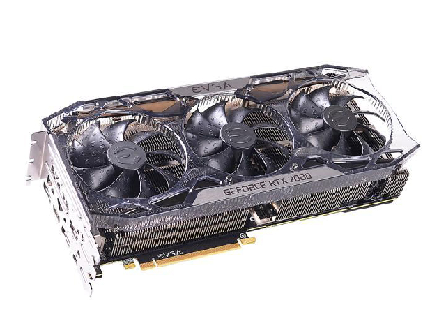EVGA GeForce RTX 2080 FTW3 ULTRA GAMING GPU