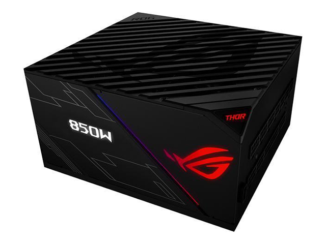 ASUS ROG Thor 850 80+ Platinum 850W Fully Modular RGB Power Supply