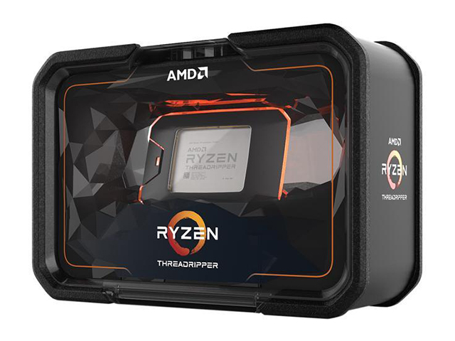AMD 2nd Gen Ryzen Threadripper 2950X Desktop Processor