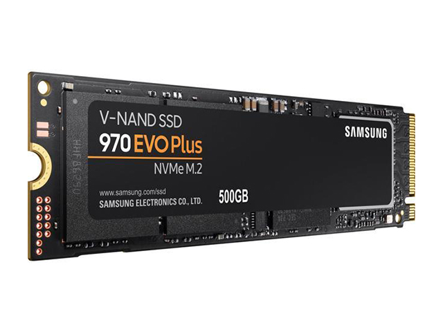 SAMSUNG 970 EVO PLUS 500GB Internal Solid State Drive