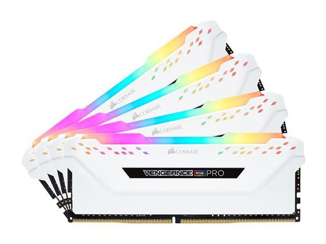 CORSAIR Vengeance RGB Pro 32GB DDR4 3200 Desktop Memory