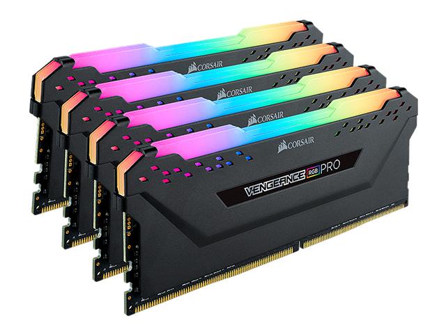 CORSAIR Vengeance RGB Pro 128GB Desktop Memory