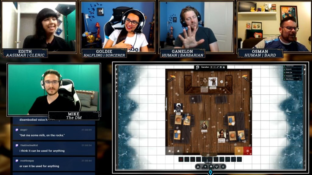 newegg plays on twitch demonstrating a variety of webcams