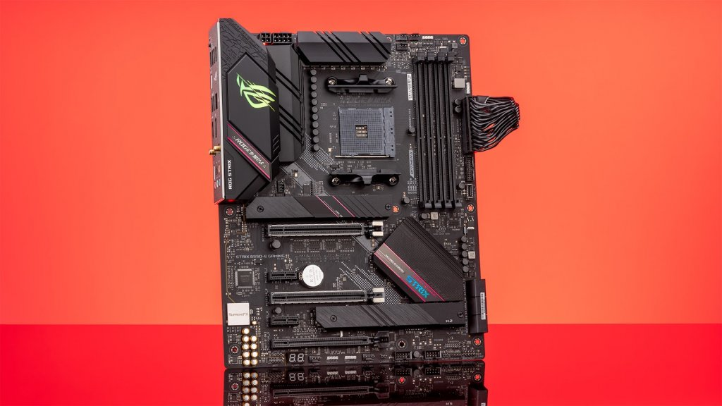 asus b550 strix motherboard