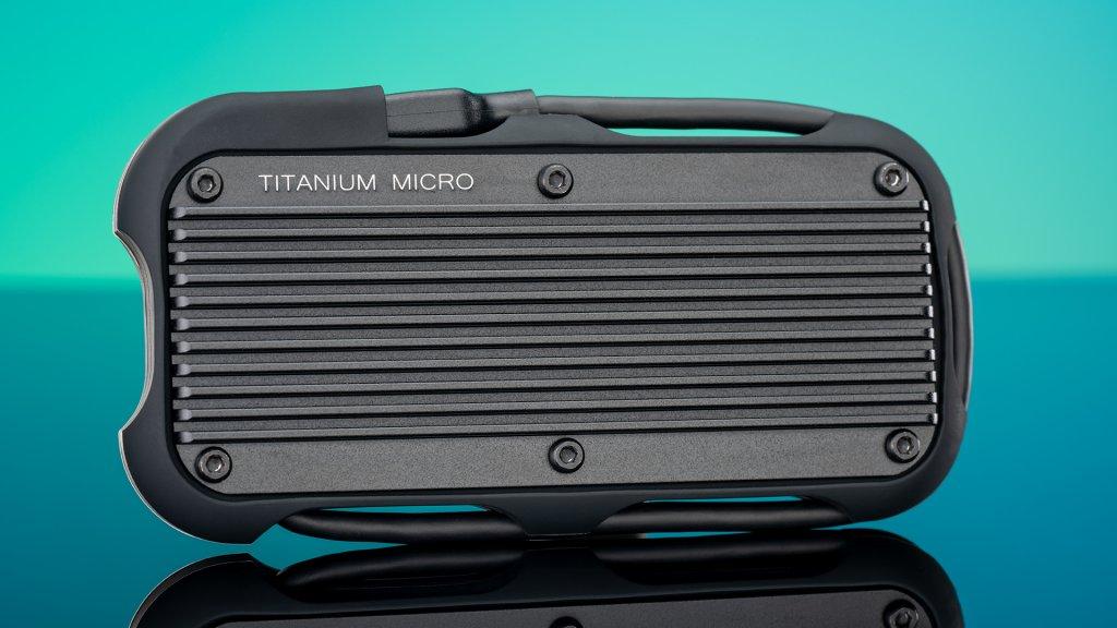 titanium micro mercury ssd