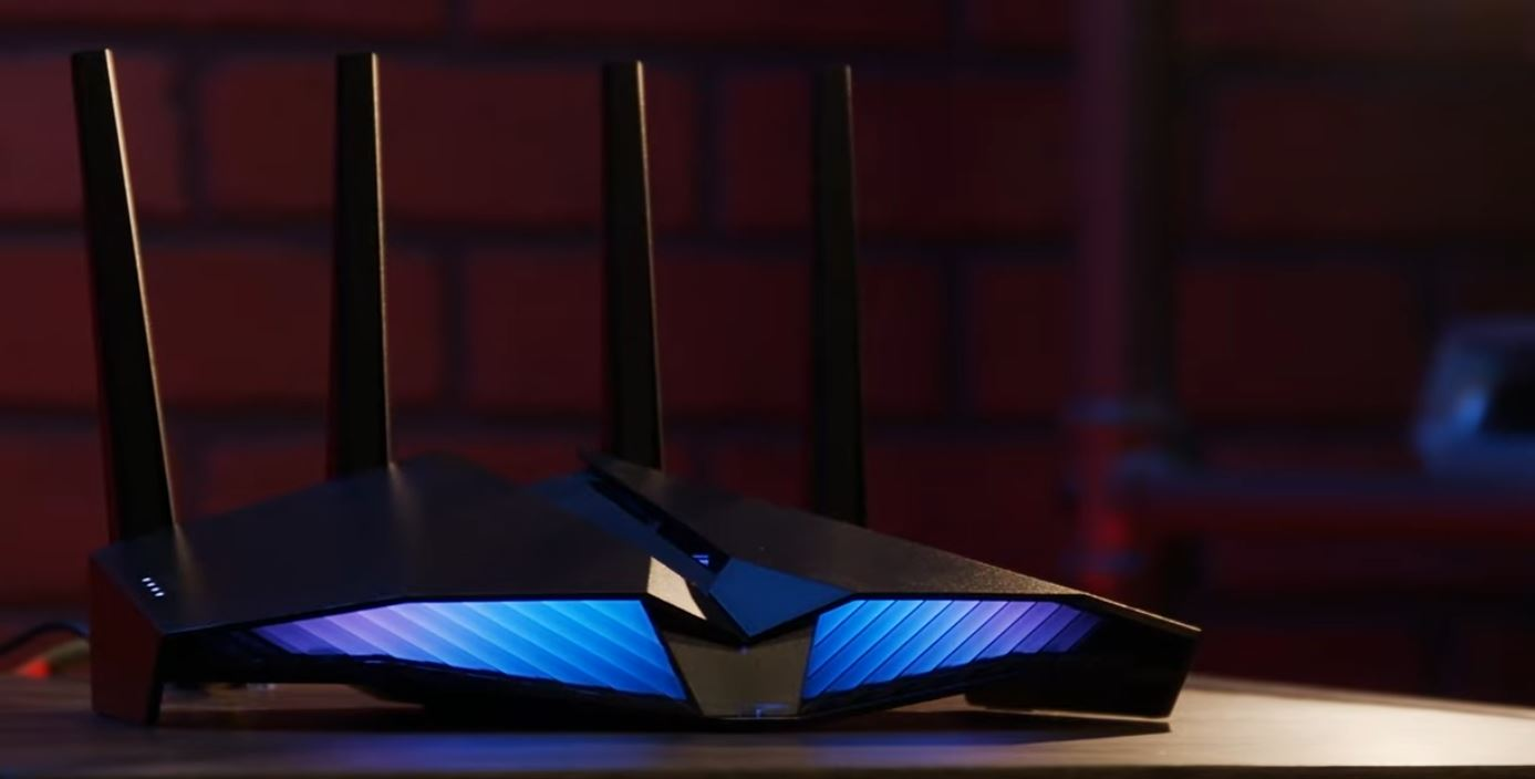 With ASUS AX86U and AX82U WiFi 6 gaming routers, games come first