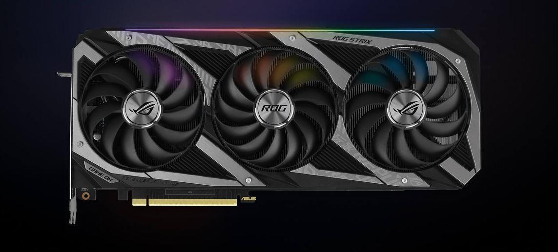 NVIDIA RTX 30 series GPUs: ASUS, Gigabyte, MSI, and EVGA