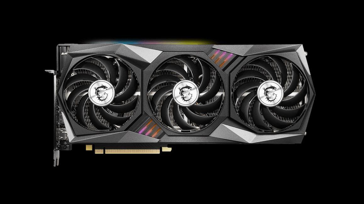 msi GeForce RTX 3070 GAMING X TRIO rtx 30 series