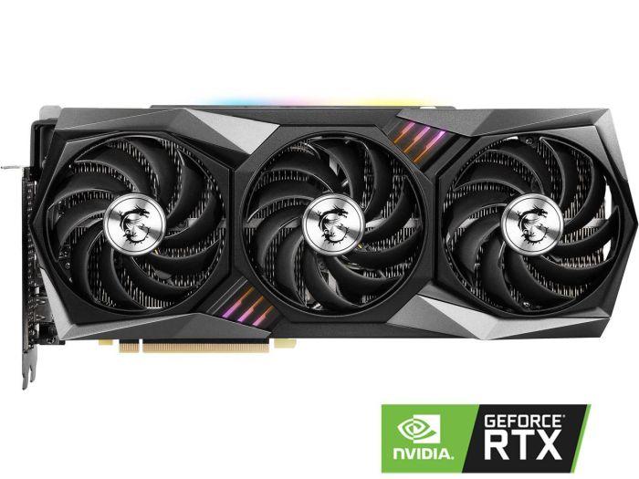 MSI GeForce RTX 3080 GPU
