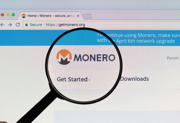 The Monero Logo