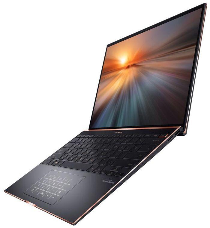 The ultra slim ZenBook S