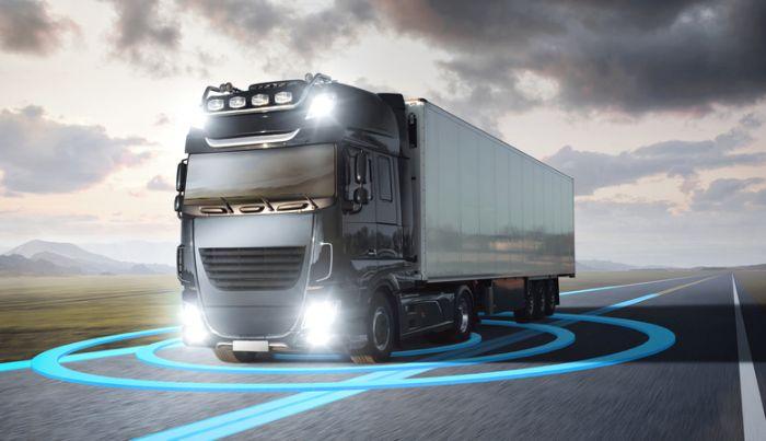 Driverless trucks are right around the corner