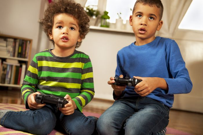 Video games seem to benefit young minds