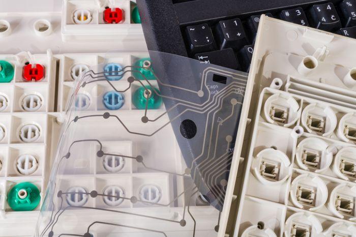 Broken keyboards