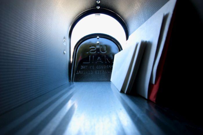 Interior Mailbox