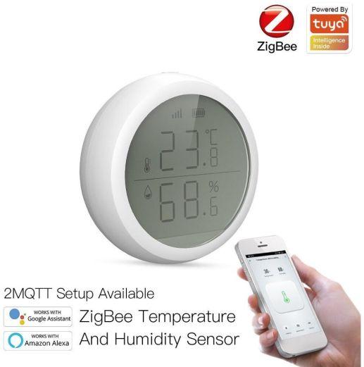 Tuya Smart Humidity Sensor