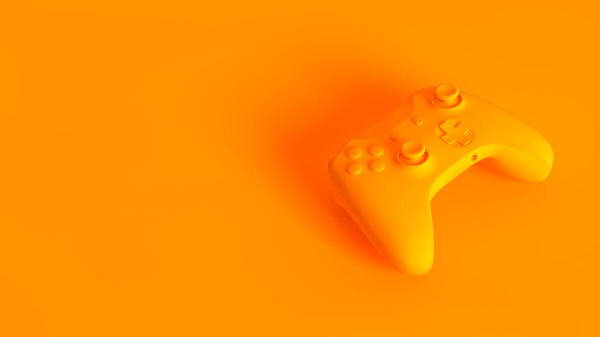 Monochromatic console controller