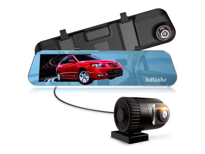 kdLinks R100 rearview mirror cam