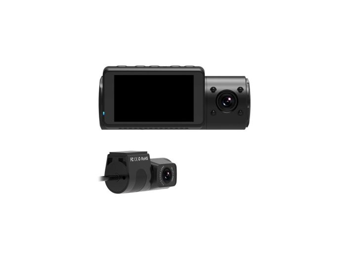 Vantrue N4 3 channel dash cam