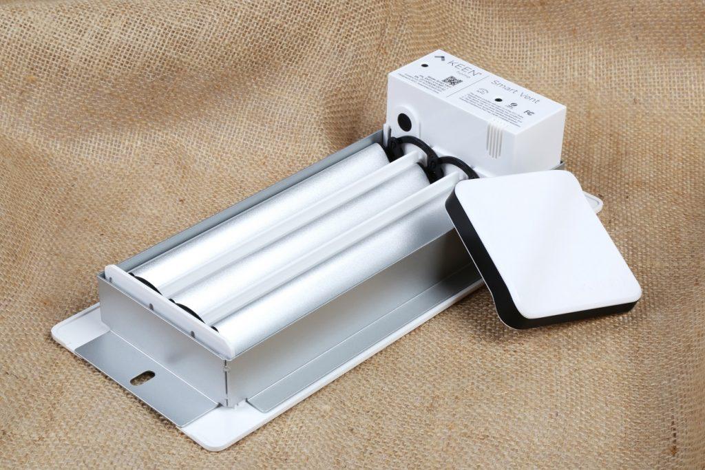 Hot Air smart vent