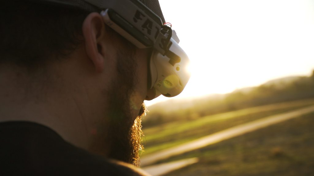 FPV (first-person view) goggles are fun for experienced drone pilots, but they present unnecessary difficulty for new drone pilots learning the ropes of the hobby.