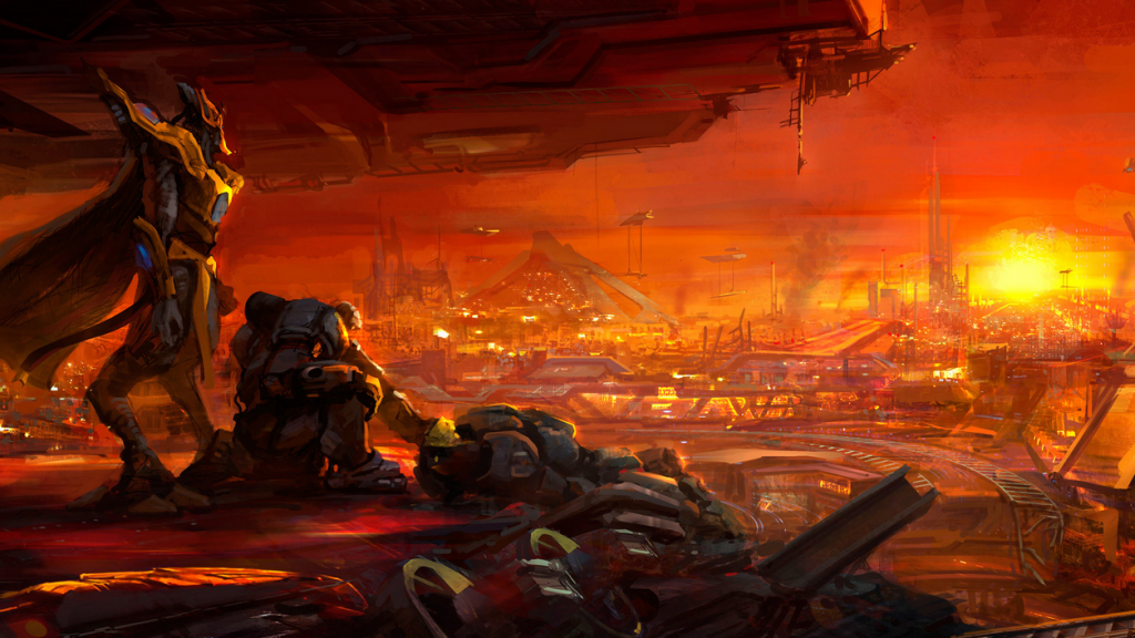 StarCraft II: Legacy of the Void - The Official Newegg Blog