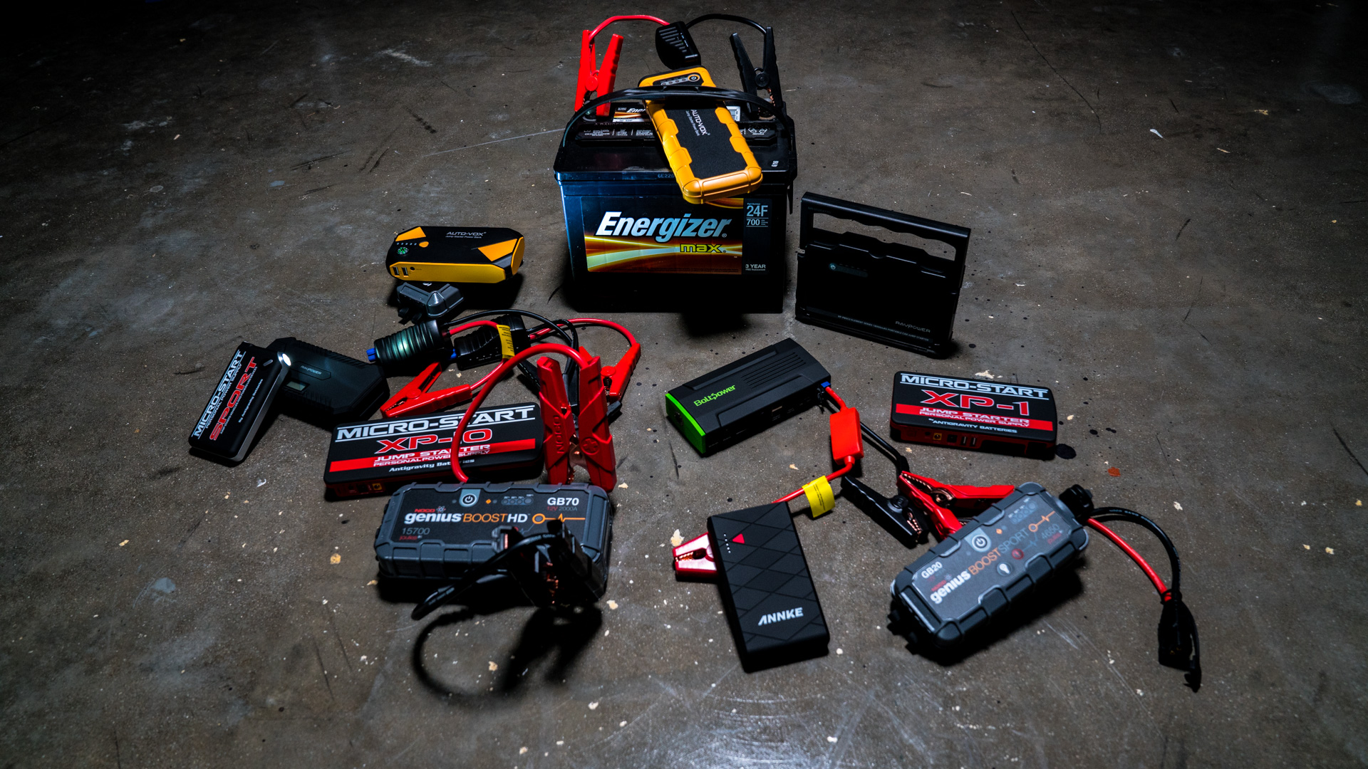 Jump Starter Roundup A Guide To The Specs You Need Newegg