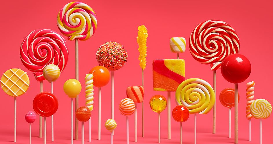Android 5.0 Lollipop is pretty sweet!