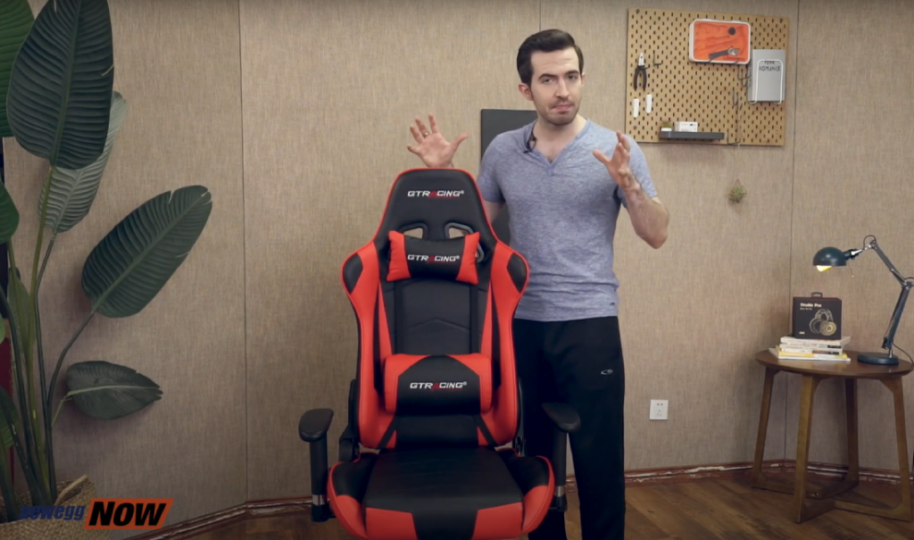 GT Racing Gaming Chair, Huion HS611 Drawing Tablet, and more