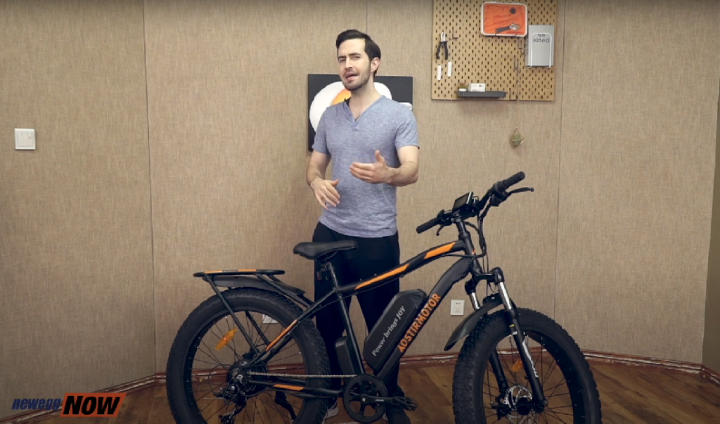 AOSTIRMOTOR S07-B Electric Bike, KARNOX Hero BA Gaming Chair, and More